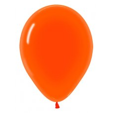 Crystal Orange (361) 30cm Sempertex Balloons P25