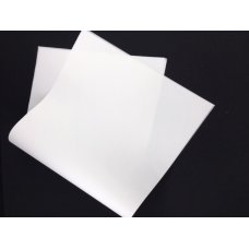 Greaseproof White Bleached 28gsm 1/3Cut 220x400mm Ream 1200
