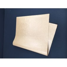 Greaseproof Paper Brown 28gsm1/3Cut 220x400mm Ream 1200