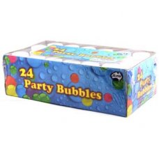 Party Bubbles Box 24