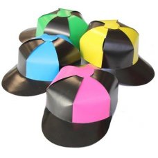 Assorted Jockey Hats Bag 50