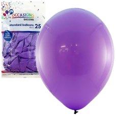 Purple 30cm Balloons P25