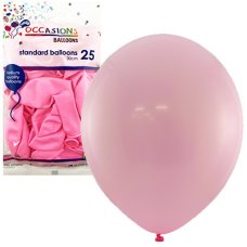 Light Pink 30cm Balloons P25