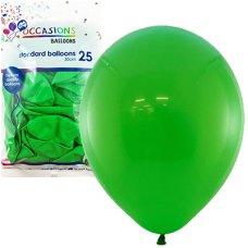 Emerald Green 30cm Balloons P25
