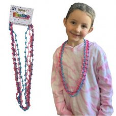 Necklaces 18in Child 6 Assorted colours P6