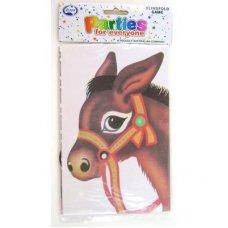Blindfold Game - Donkey P1