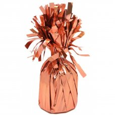 Rose Gold Jumbo Balloon Weight 330gm Box6
