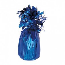 Blue Jumbo Balloon Weight 330gm Box6