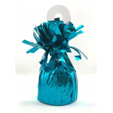 Teal Balloon Weight 165gm Box6