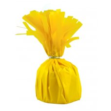 Sun Yellow Balloon Weight 165gm Box6