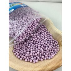 Confetti Balls 4-6mm Pastel Lilac 9gm Bag