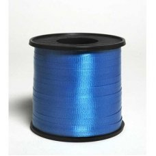Curling Ribbon Blue 460m