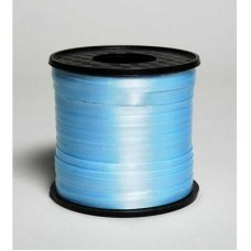 Curling Ribbon Lt Blue 460m