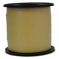 Curling Ribbon Ivory 460m