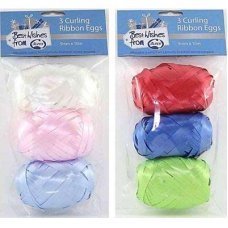 Curling Ribbon Eggs Standard 10m P3