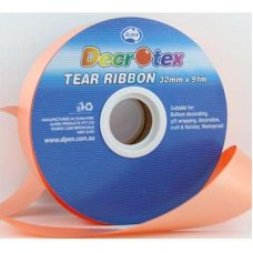 Tear Ribbon Orange 91m