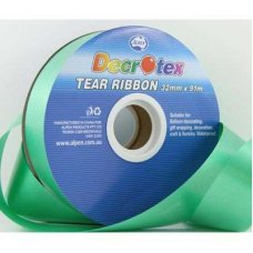 Tear Ribbon Emerald Green 91m