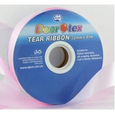Tear Ribbon Light Pink 91m