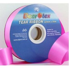 Tear Ribbon Fuchsia 91m