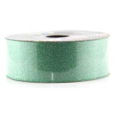 Diamond Tear Ribbon Green 45m