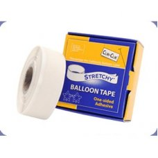 Clik Stretchy Balloon Tape (10525) 7.6m Roll