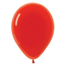 Crystal Red (315) 12cm Sempertex Balloons Bag 100