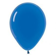 Crystal Blue (340) 12cm Sempertex Balloons Bag 100