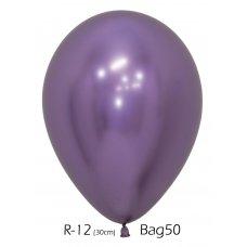 Reflex Violet (951) 30cm Sempertex Balloons Bag 50