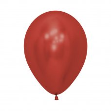 Reflex Red (915)12cm Sempertex Balloons Bag 100