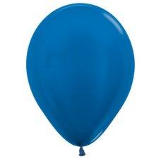 Met Royal Blue (540) 30cm Sempertex Balloons Bag 100