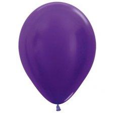 Met Violet  (551) 30cm Sempertex Balloons Bag 100