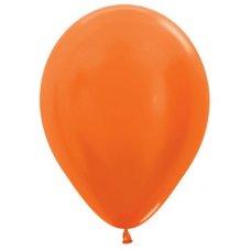 Met Orange (561) 30cm Sempertex Balloons Bag 100