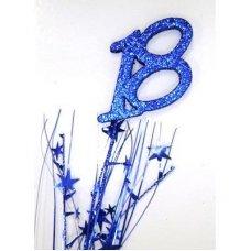 Number 18 Blue P1
