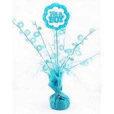 It's A Boy Blue Centrepiece Weight 165gm P1