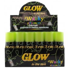 Party String 175ml Glow in the Dark 24 Cans