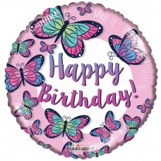Birthday Butterflies (15842-18) 18