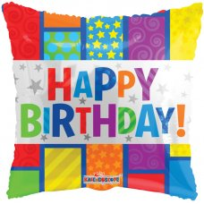 Birthday Square (15349-18) Square P1
