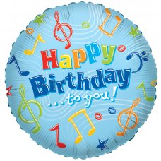 Happy Birthday to You Musical (17803-18) Round P1