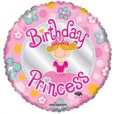 Birthday Princess (19455-18) Round P1