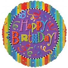 Happy Birthday Festive (17963-18) Round P1
