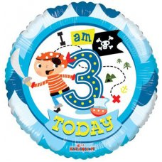 3rd Birthday Boy (19905-18) Round P1