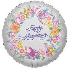 SPECIAL! Anniversary Greeting (17258-18) Round P1