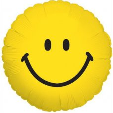 Smiley Face (22757-18) Round P1