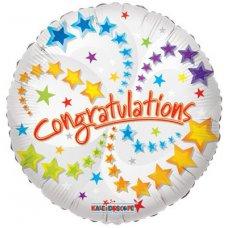 Congratulations (17936-18) Round P1