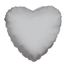 Silver Heart (34109-18) Heart P1