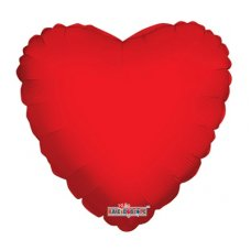 Holographic Red Heart (17691-18) Heart P1