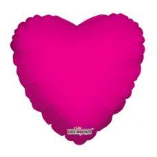 Hot Pink Heart (17169-18) Heart P1