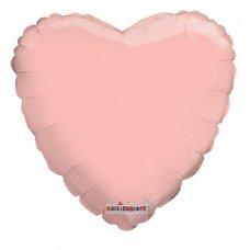 Rose Gold Heart (15721-18) Heart P1