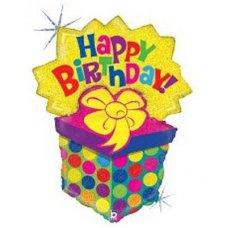 SPECIAL! Happy Birthday Bursting Present 37