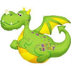 Birthday Dragon 36inch (15934) 36